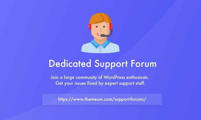 GutenWP WordPress Theme Support